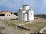 Crkva sv. Križa u Ninu iz 9. st.