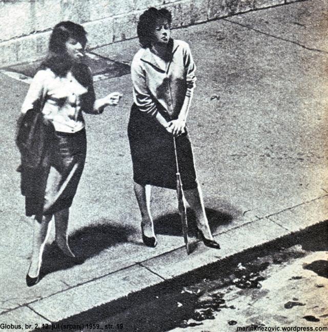 Beogradske prostitutke