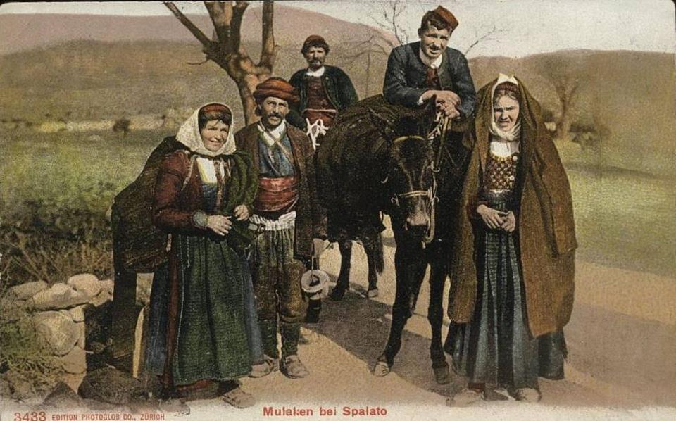 Morlaci iz zaleđa Splita