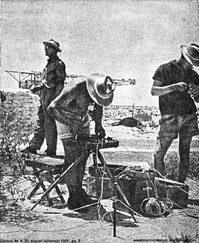 Jugoslavenska tehnologija samo što nije preporodila život egipatskih beduina u Sahari.