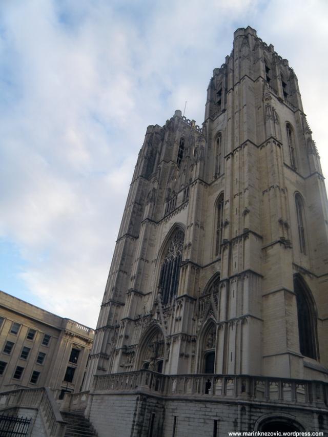 Saints Michel et Gudule (katedrala sv. Mihovila i Gudele)