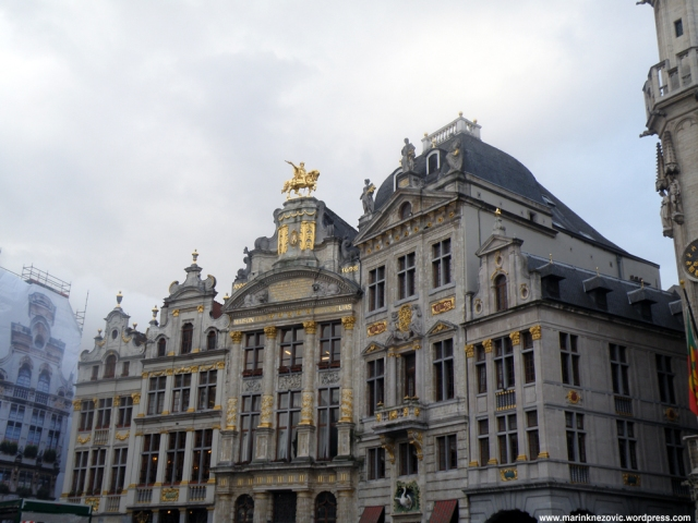 Grand Place, Grote Markt, Veliki Trg