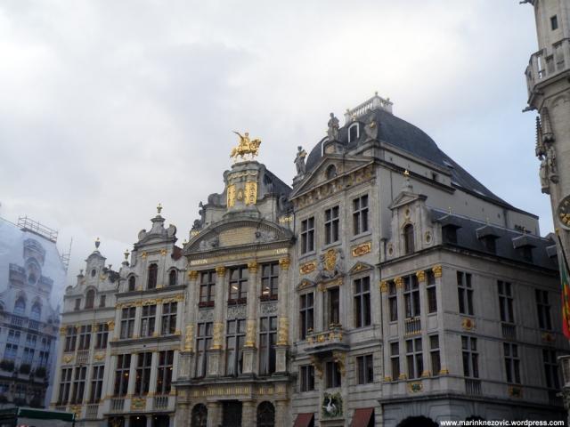 Grand Place, Grote Markt, Veliki Trg