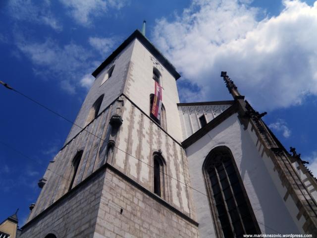 Kostel svatého Jakuba, Church of St. James, Crkva sv. Jakova