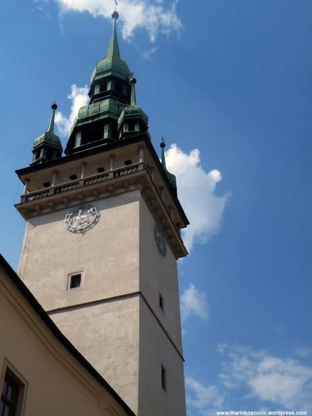 Old Town Hall, Stara gradska vijećnica