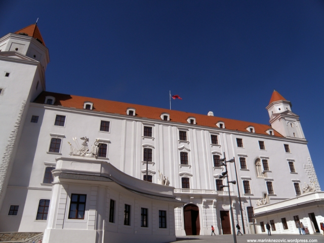 Bratislava dvorac