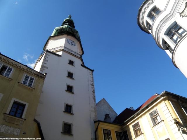 Bratislava vrata sv. Mihaela