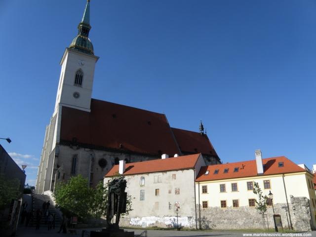 Bratislava katedrala sv. Martina
