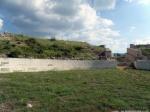 Burnum. arena, Kistanje