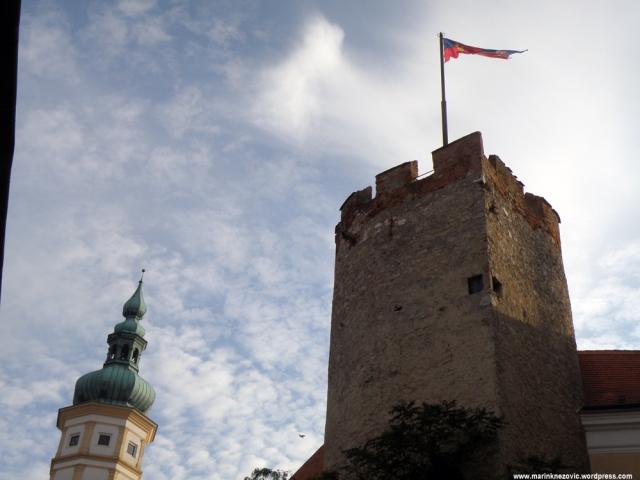 Mikulov dvorac