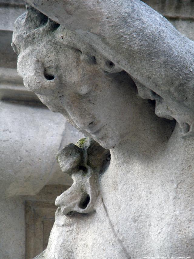 Mikulov, povijesni trg, pil sv. Trojstva