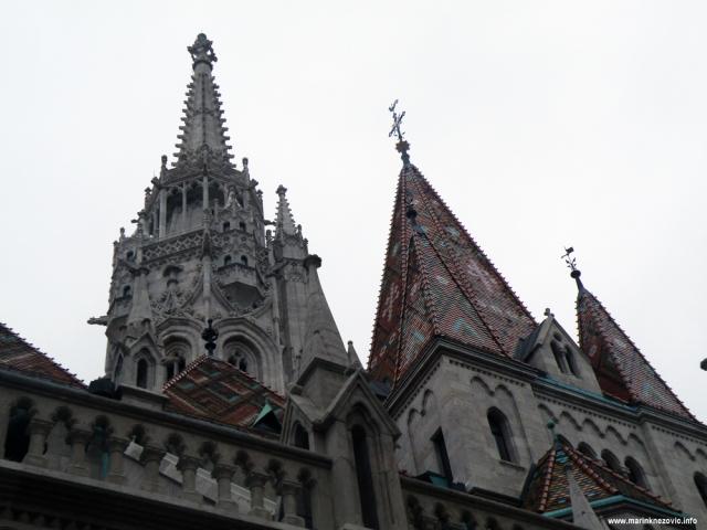 Budim, Matijina crkva