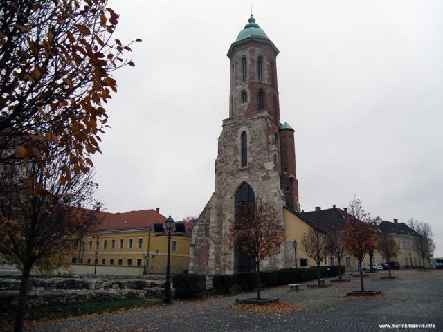 Budim, crkva sv. Magdalene