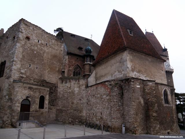 Perchtoldsdorf, kapela sv. Martina