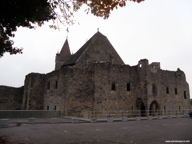 Perchtoldsdorf, dvorac, burg