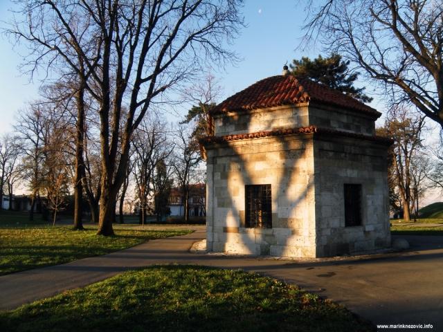 Kalimegdan, Beograd, tvrđava, turbe
