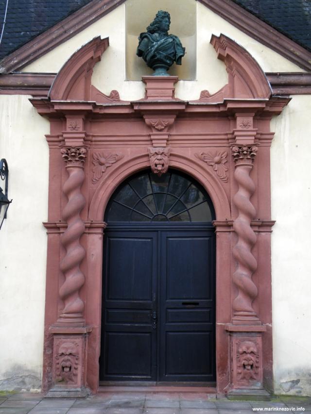 Bad Homburg, dvorac