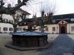Bad Homburg dvorac, cisterna