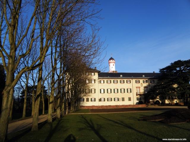 Bad Homburg dvorac