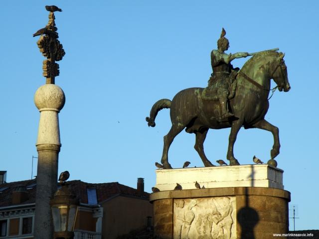 Gattamelata, Padova, Donatello