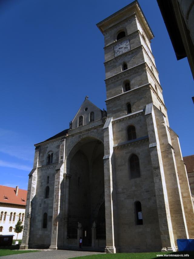 Alba Iulia, Katedrala. sv. Mihovil