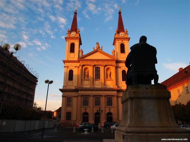 Sambotel, Szombathely, katedrala