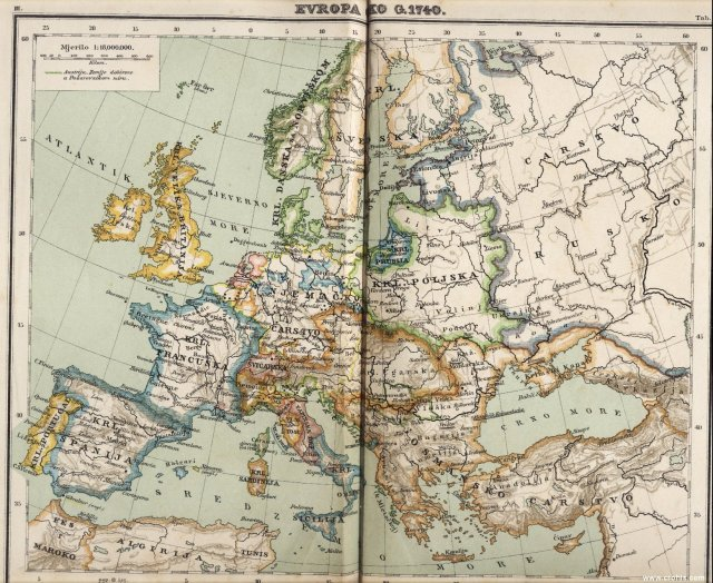Engleska, Francuska i Nizozemska u 16. i 17. stol.