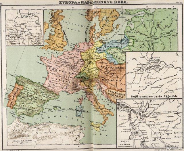 Evropa u Napoleonovo doba