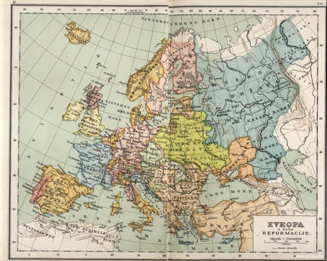 Evropa u doba reformacije