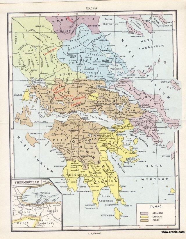 Grčka; Termopylae