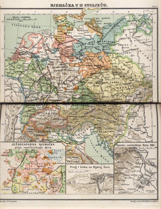 Njemačka u 17. stoljeću