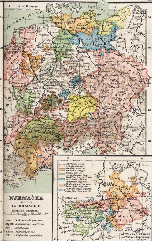Njemačka u doba reformacije