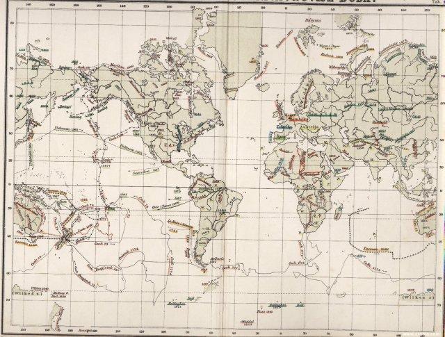 Putovanja u Novi svijet i otkrića u novije doba