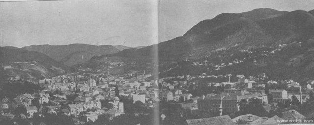 Panorama Sarajeva