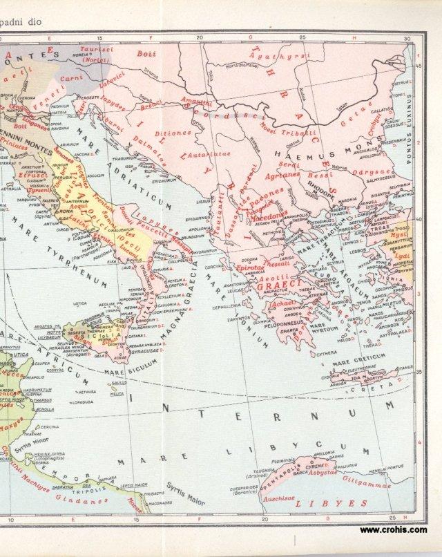 Stari svijet - zapadni dio 2