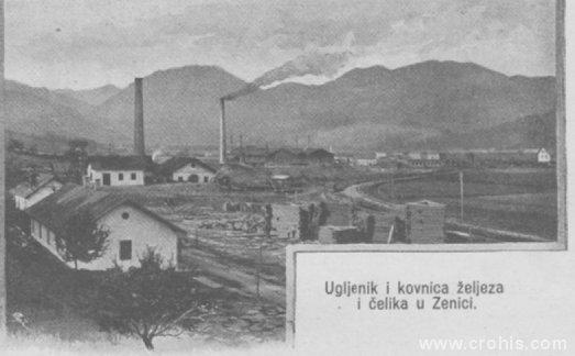 Željezara u Zenici