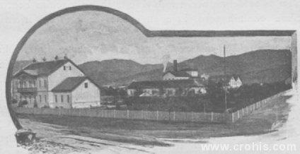 Tvornica papira u Zenici