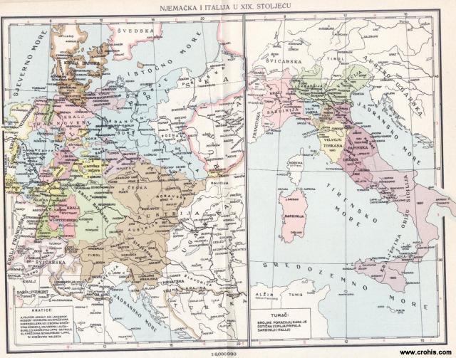 Njemačka i Italija u XIX. stoljeću