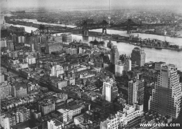 Panorama Manhattna.