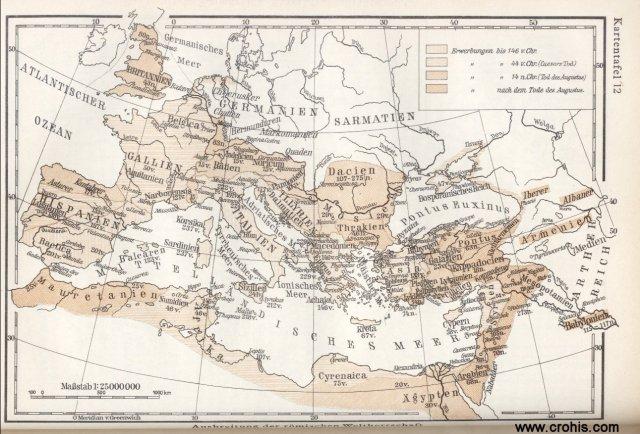 Širenje rimskog gospodstva