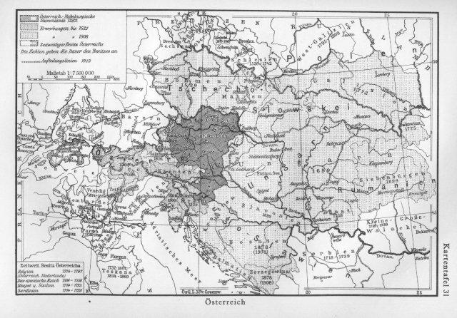 Razvitak austrijske države