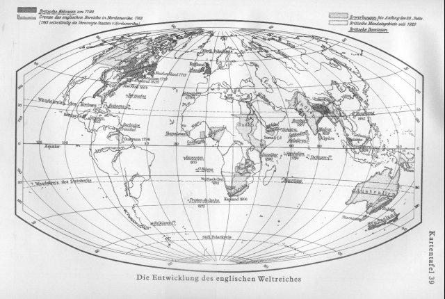 Razvoj engleskog imperija