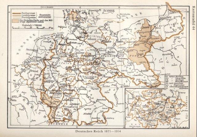 Njemačko carstvo 1871. - 1914.