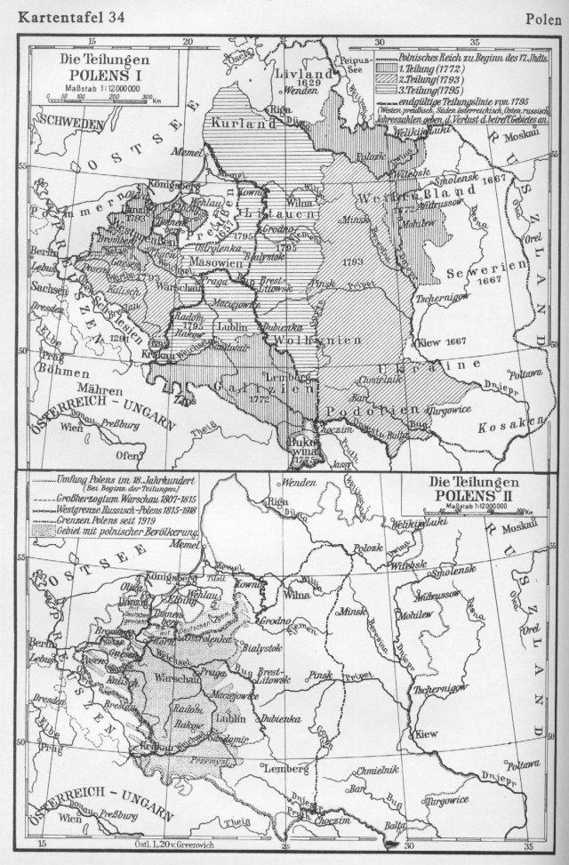 Podjela Poljske
