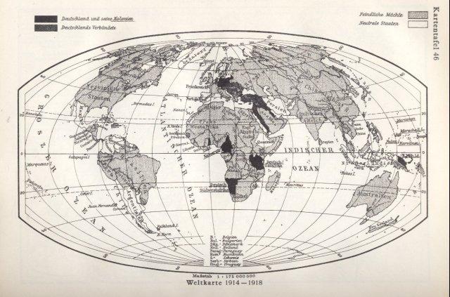 Svijet 1914. - 1918.