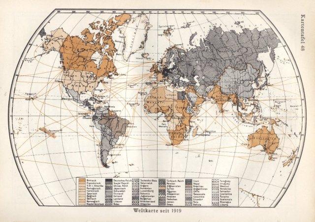 Svijet poslije 1919.