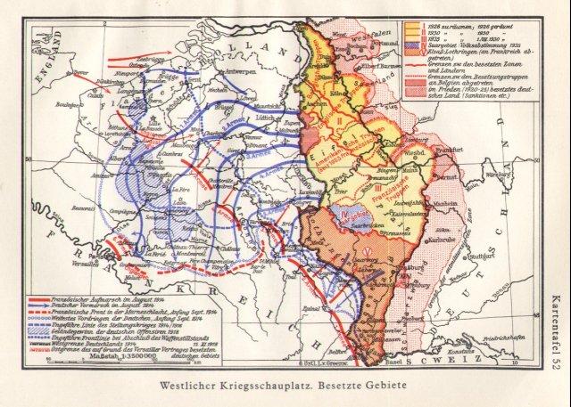 Zapadni front za 1. svjetskog rata