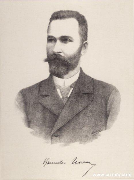 Vjenceslav Novak (1859. – 1905.), književnik. Među prvima u hrvatsku književnost uvodi realističku sliku socijalne bijede.