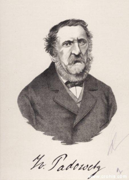 Ivan Padovec (1800. – 1873.), glazbenik. U svoje doba istaknuti gitarist i skladatelj za gitaru.