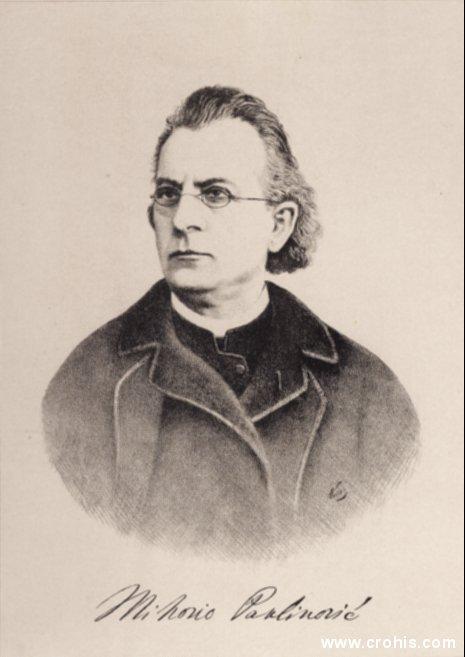 Mihovil Pavlinović (1831. - 1887.), svećenik, političar i književnik. Preporoditelj Hrvata u Dalmaciji i dugogodišnji zastupnik u dalmatinskom i hrvatskom saboru kao i u Carevinskom vijeću.
